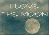 I Love the Moon